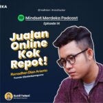 [PODCAST] JUALAN ONLINE KOK REPOT!⁣ with Ramadhan Dian Arianto | eps.14